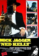 Ned Kelly - Swedish Movie Poster (xs thumbnail)