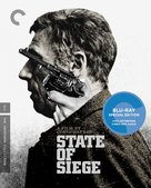 État de siège - Blu-Ray movie cover (xs thumbnail)