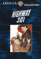 Highway 301 - DVD cover (xs thumbnail)