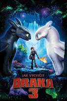 How to Train Your Dragon: The Hidden World - Czech Video on demand movie cover (xs thumbnail)