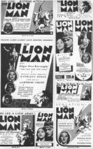 The Lion Man - Movie Poster (xs thumbnail)