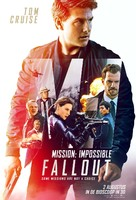 Mission: Impossible - Fallout - Dutch Movie Poster (xs thumbnail)