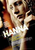 Hanna - Estonian Movie Poster (xs thumbnail)