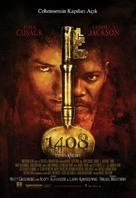 1408 - Turkish Movie Poster (xs thumbnail)