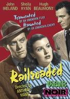 Railroaded! - DVD cover (xs thumbnail)