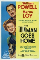 The Thin Man Goes Home - Australian Theatrical poster (xs thumbnail)