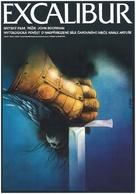 Excalibur - Czech Movie Poster (xs thumbnail)