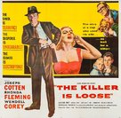 The Killer Is Loose - Movie Poster (xs thumbnail)
