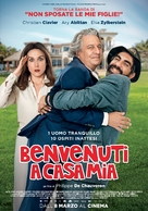 À bras ouverts - Italian Movie Poster (xs thumbnail)