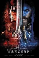 Warcraft - Italian Movie Poster (xs thumbnail)