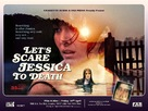 Let's Scare Jessica to Death - British Re-release movie poster (xs thumbnail)