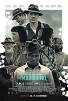 Mudbound - German Movie Poster (xs thumbnail)