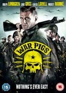 War Pigs - British DVD movie cover (xs thumbnail)
