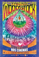 Taking Woodstock - Portuguese Movie Poster (xs thumbnail)
