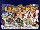 Lisztomania - British Movie Poster (xs thumbnail)
