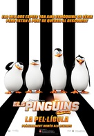 Penguins of Madagascar - Andorran Movie Poster (xs thumbnail)
