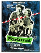Fortunat - French Movie Poster (xs thumbnail)