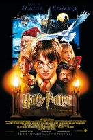 Harry Potter and the Sorcerer's Stone - Brazilian Movie Poster (xs thumbnail)