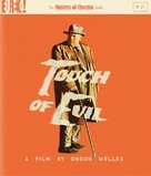 Touch of Evil - British Blu-Ray movie cover (xs thumbnail)
