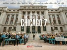 The Trial of the Chicago 7 - British Movie Poster (xs thumbnail)