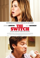 The Switch - Swiss Movie Poster (xs thumbnail)