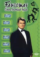 Fantômas contre Scotland Yard - French DVD cover (xs thumbnail)
