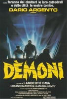 Demoni - Italian Movie Cover (xs thumbnail)
