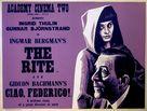 Riten - British Movie Poster (xs thumbnail)