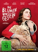 Die Blumen von gestern - German DVD movie cover (xs thumbnail)