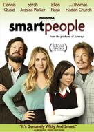 Smart People - DVD movie cover (xs thumbnail)