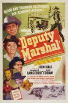 Deputy Marshal - Movie Poster (xs thumbnail)