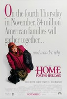 Home for the Holidays - Movie Poster (xs thumbnail)
