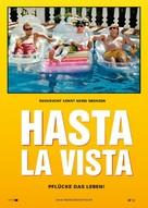 Hasta la Vista - Austrian Movie Poster (xs thumbnail)