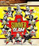 WWE Summerslam - Blu-Ray cover (xs thumbnail)