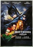 Batman Forever - Turkish Movie Poster (xs thumbnail)