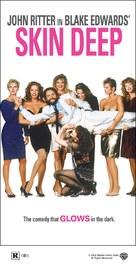 Skin Deep - VHS movie cover (xs thumbnail)