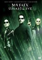The Matrix Reloaded - Hungarian DVD cover (xs thumbnail)
