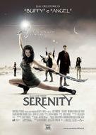 Serenity - Italian Movie Poster (xs thumbnail)