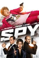Spy - DVD cover (xs thumbnail)