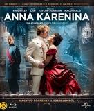 Anna Karenina - Hungarian Movie Cover (xs thumbnail)