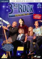 """3rd Rock from the Sun"" - British DVD movie cover (xs thumbnail)"