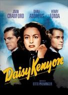Daisy Kenyon - DVD cover (xs thumbnail)