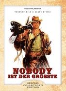 Un genio, due compari, un pollo - German Movie Cover (xs thumbnail)