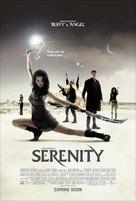 Serenity - British Movie Poster (xs thumbnail)