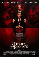The Devil's Advocate - Movie Poster (xs thumbnail)