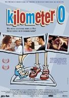 Km. 0 - German poster (xs thumbnail)