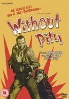 Senza pietà - British DVD movie cover (xs thumbnail)