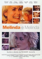 Melinda And Melinda - Italian Theatrical poster (xs thumbnail)