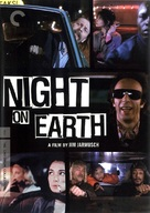 Night on Earth - DVD movie cover (xs thumbnail)