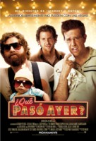 The Hangover - Argentinian Movie Poster (xs thumbnail)